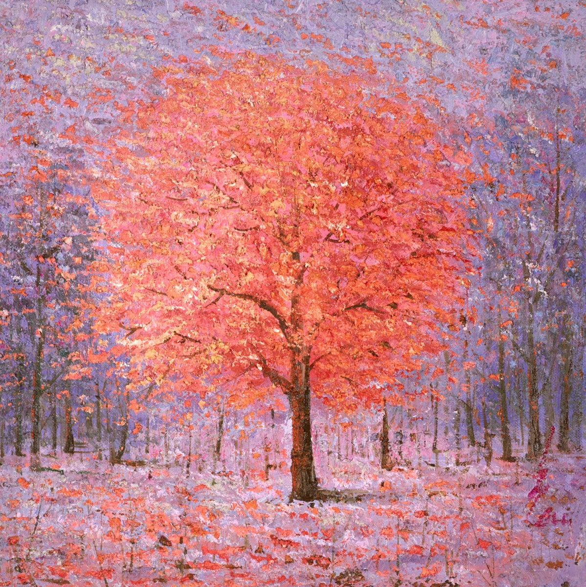 The Pink Tree V